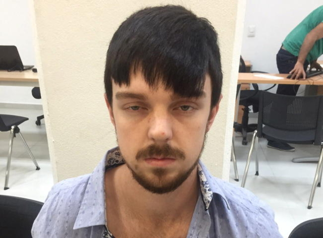 Ethan Couch is pictured in this undated handout photograph on Dec. 29, 2015 by the Jalisco state prosecutor office.  (Fiscalia General del Estado de Jalisco/Handout/Reuters)