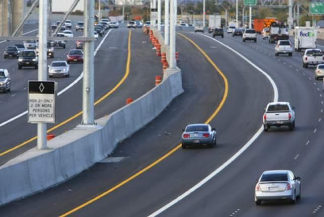 What Is Hov Lane >> Hov Lane Scofflaws Keep Bugging Along Las Vegas Review Journal