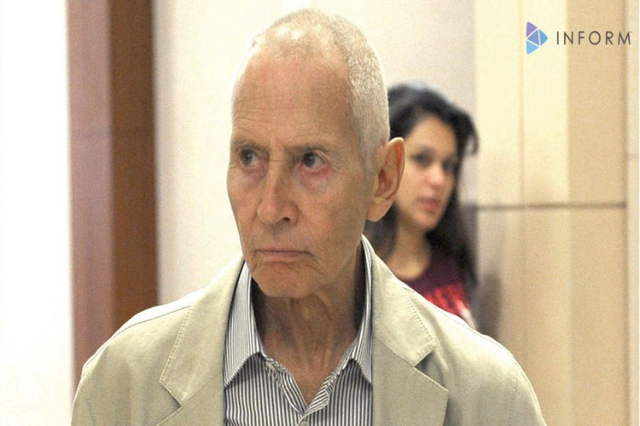 Robert Durst to Return to Los Angeles to Face Murder Charge (Inform/NDN)