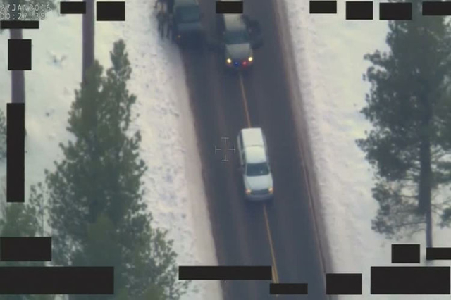 Fbi Releases Footage Of Fatal Shooting Of Lavoy Finicum