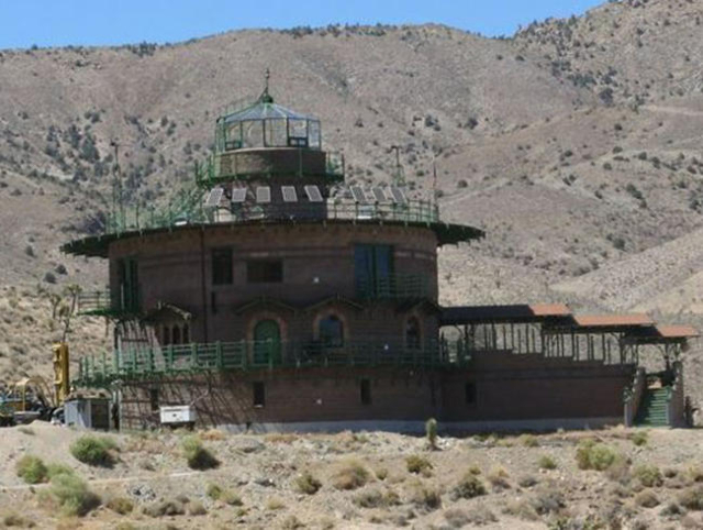 The Hard Luck Mine Castle in Esmeralda County (hardluckcastle.com)