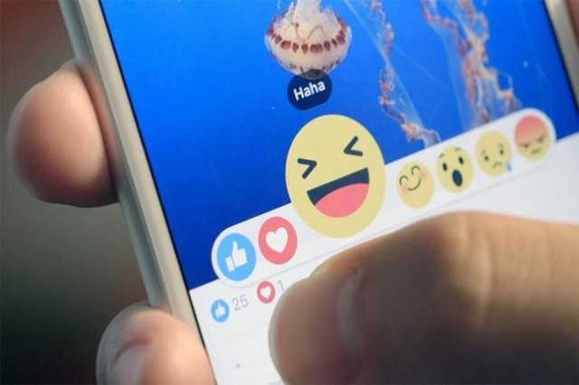 Facebook will launch 'reaction' emojis worldwide soon ...