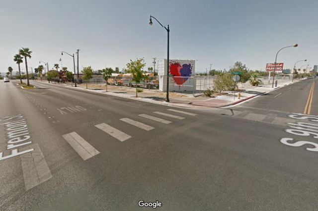 Fremont Street and 9th. (Screengrab/Google Street View)