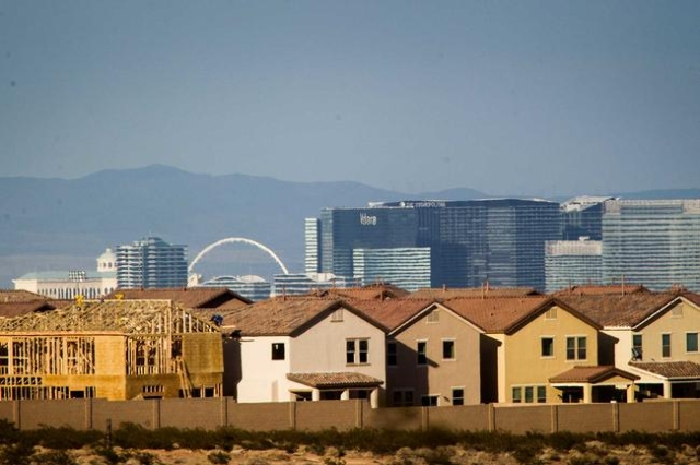 (Jeff Scheid/Las Vegas Review-Journal)