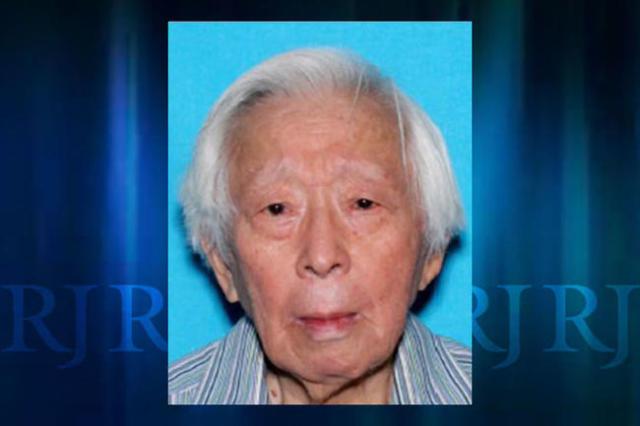 George Kimura, 90 (Las Vegas Metropolitan Police Department)