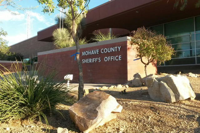 Mohave County Sheriff's Office (Dave Hawkins/Special to Las Vegas Review-Journal)
