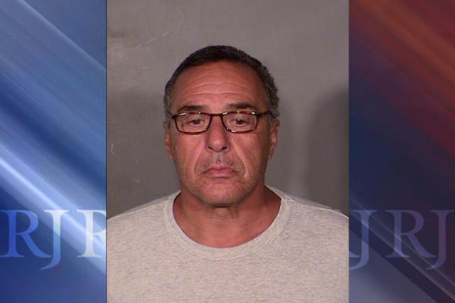 Robert Vito Comito. (Courtesy Las Vegas Metropolitan Police Department)