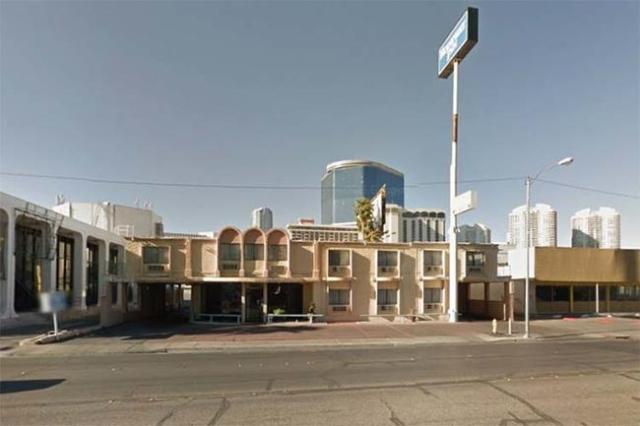 Rodeway Inn Convention Center Hotel, 220 Convention Center Drive (Google Street View)