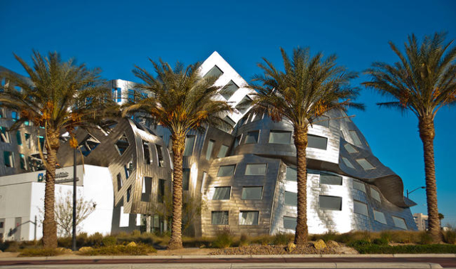 The Cleveland Clinic Lou Ruvo Center for Brain Health (Las Vegas Review-Journal)