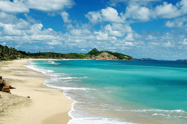 Grenada (CNN)