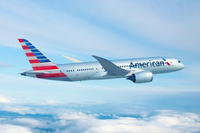 American Airlines (CNN)