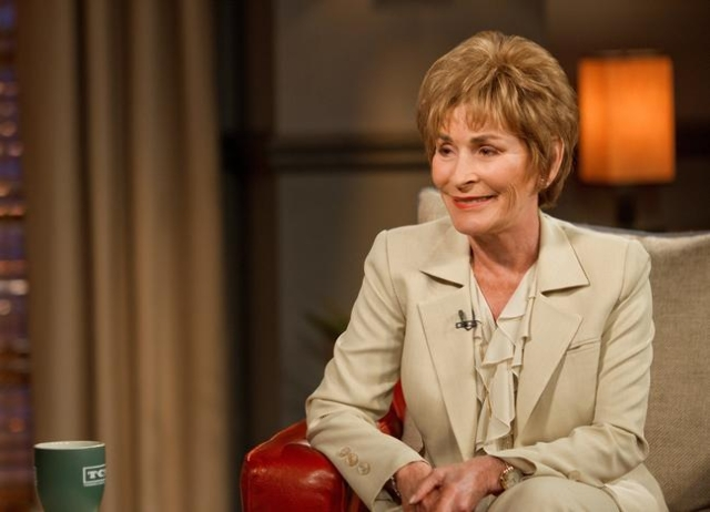 Judy Sheindlin, better known as Judge Judy, appears as a TCM Guest Programmer on October 1, 2013. (CNN)