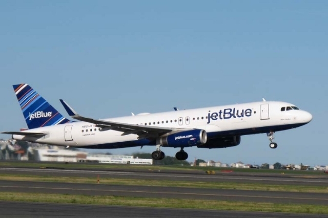 JetBlue Airways Corp. joined a string of airlines offering to refund customers with tickets to areas impacted by the Zika virus. (JetBlue/CNN)