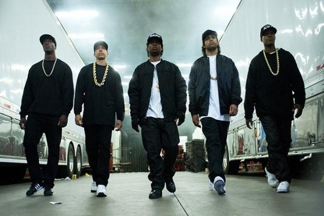 "If there is money to be made, you better believe Hollywood will make sequel after sequel of a successful film. But how do you follow up on ""Straight Outta Compton""? (Universal Studios/CNN)"