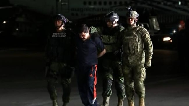 """Mexico will begin proceedings for the extradition of drug lord Joaquin """"El Chapo"""" Guzman to the United States, the office of Mexico's attorney general said. He was captured Friday  ..."""