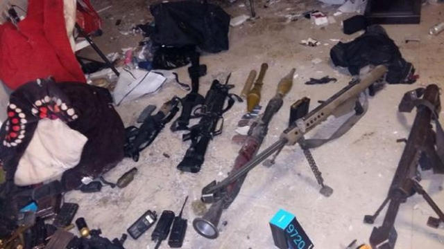 The Mexican government released video Monday of the daring early morning raid on the kingpin's hideout in Sinaloa, Mexico, showing a frantic final stand between members of the Mexican navy a ...