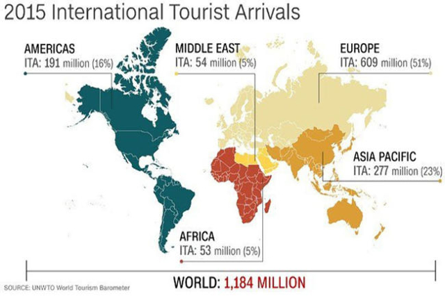 Travel stats map (CNN)