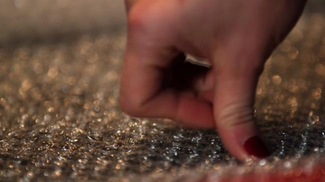 Bubble Wrap Appreciation Day is celebrated on the last Monday in January. (CNN)