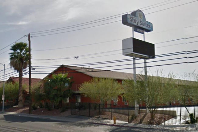 Stay Suites of America (Google Street View)