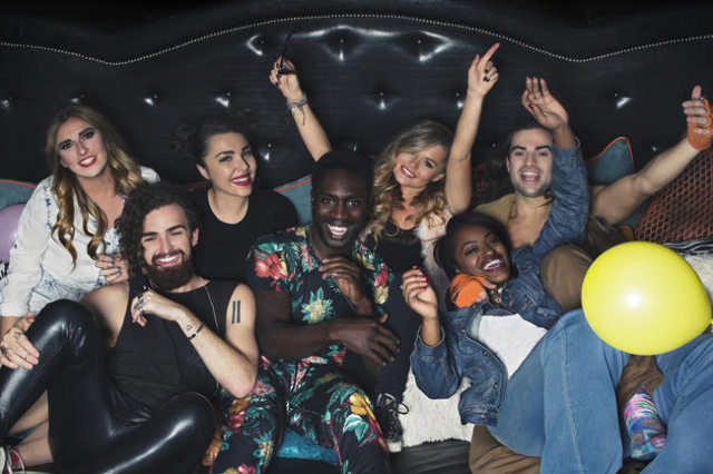 """Meet the new cast of """"The Real World: Las Vegas."""" (Courtesy MTV)"""