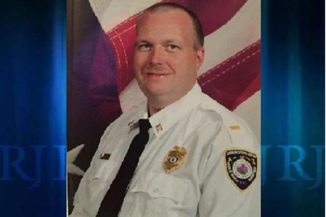 "Capt. Eskil ""Scott"" Danielson (Washington Township Police Department Facebook)"