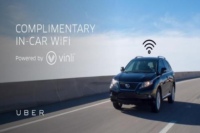 Vinli/Uber WiFi (Vinli)