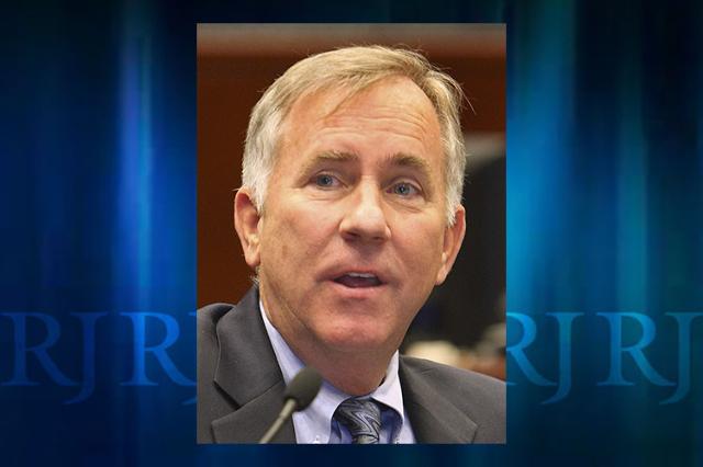 U.S. District Judge Robert Clive Jones (Review-Journal File)