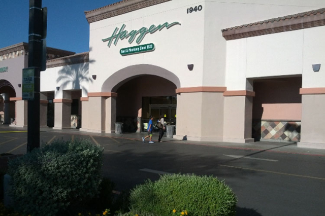 Albertsons will take over the closed Haggen store at 1940 Village Center Circle in Summerlin in March. (Las Vegas Review-Journal file)