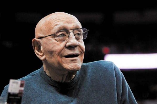 Jerry Tarkanian is shown in this undated file photo. Las Vegas Review-Journal
