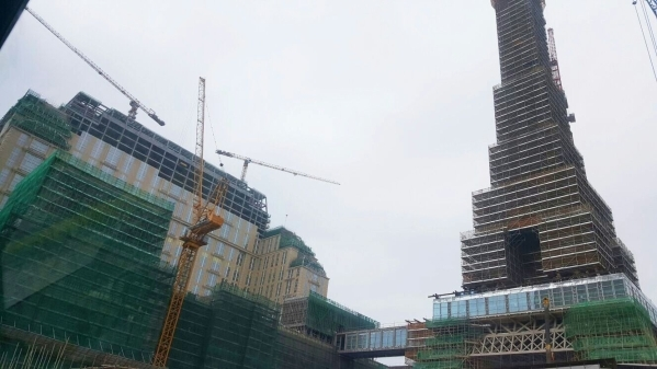 The $3.1 billion MGM Cotai will more than double the market capacity currently offered by MGM Resorts in Macau, but the company has announced it will postpone its opening until the first part of 2 ...