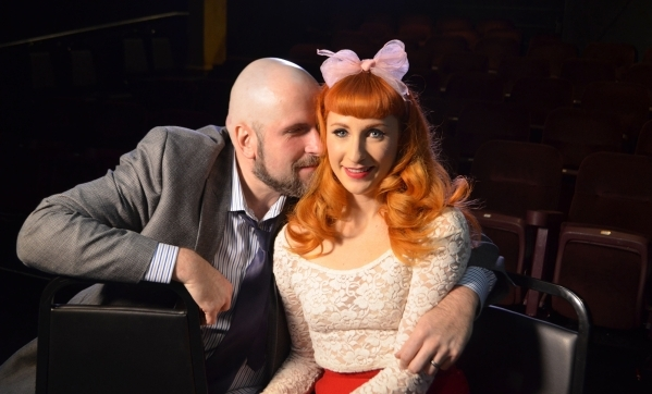 Director Troy and singer, dancer and actress Kady Heard met in a theater and continue to dedicate their lives to the theater. Ginger Meurer/Special to View