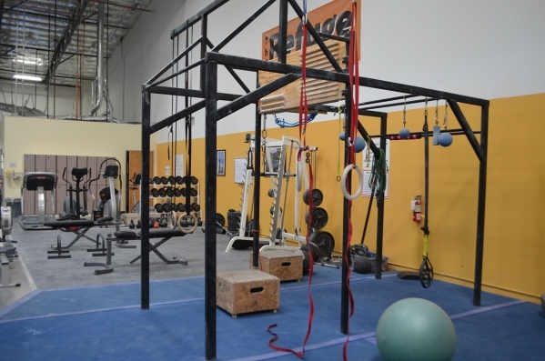 Southwest las vegas gyms offer a wealth of nontraditional workouts