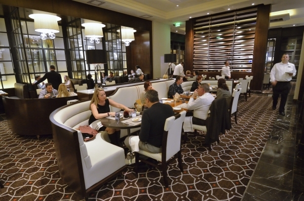 Part of the interior of Alder and Birch is shown at the Orleans hotel-casino at 4500 W. Tropicana Ave. in Las Vegas on Monday, Feb. 1, 2016. Bill Hughes/Las Vegas Review-Journal