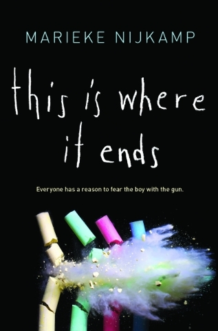 """This is Where It Ends"" by Marieke Nijkamp"