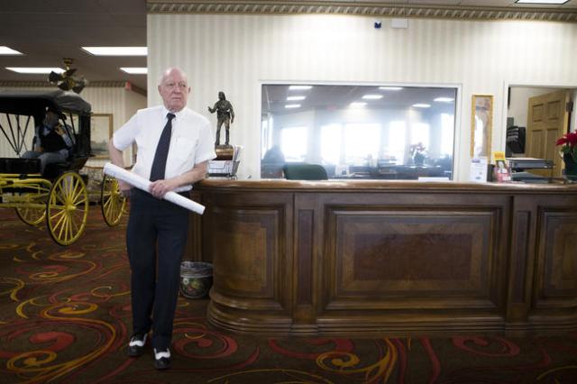 Las Vegas car dealer reprising nameplate lost during ...