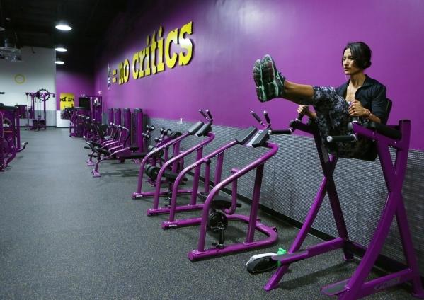 Las Vegas Health Club Industry Rebounding After Recession Las Vegas Review Journal