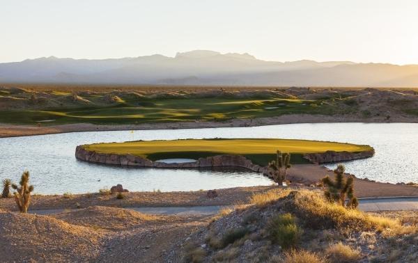 Courtesy Las Vegas Paiute Golf Resort