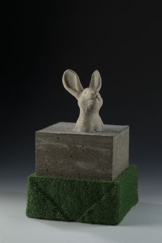 """The exhibit """"Front Yard Zoo — Controlling Nature"""" is set to show art by Miami University Hamilton, Ohio, professor Roscoe Wilson through March 19 at the College of Southern Nevada&lsqu ..."""