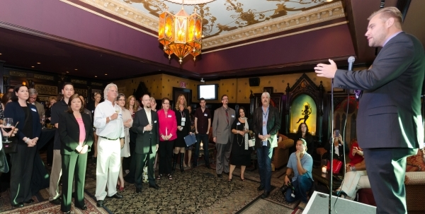 The 2015 Women in Technology Awards took place at the Foundation Room on May 27, 2015 (Special to View)