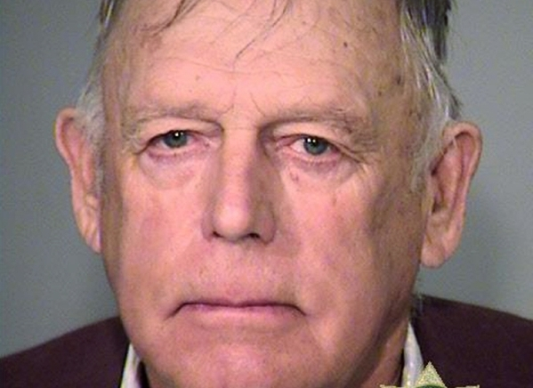 Cliven Bundy is pictured in this undated booking handout image provided by the Multnomah County Sheriff's Office, February 11, 2016.  Multnomah County Sheriff's Office/Handout via Reuters