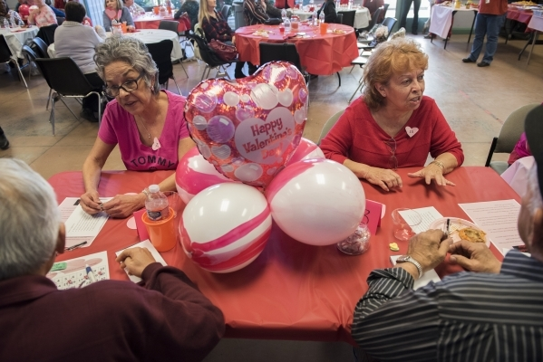 Valentines day speed dating las vegas