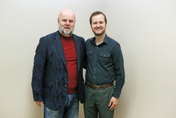 Father, son pursue UNLV degrees together | Las Vegas Review