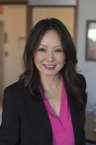 Dr. Kate Zhong is the senior director of clinical research at the Cleveland Clinic Lou Ruvo Center for Brain Health in Las Vegas, Thursday, Feb. 18, 2016. The clinic is recruiting participants for ...