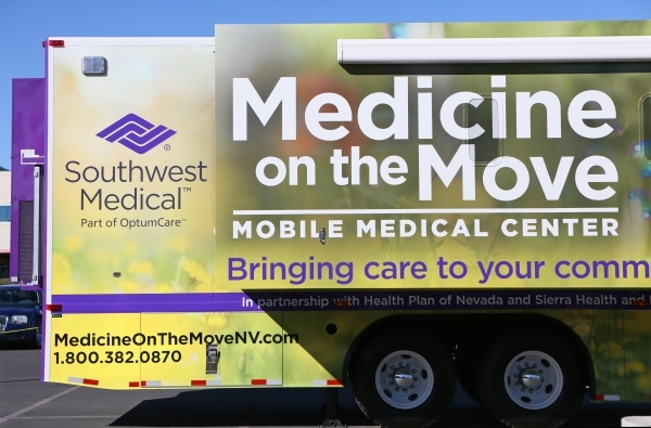 New mobile clinic will bring health care to patients | Las Vegas