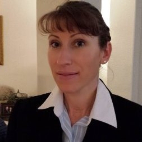 Kari Turkal-Barrett, administrative services manager for North Las Vegas, is shown in her LinkedIn profile photo. Turkal-Barrett, who oversees risk management and purchasing for the city, remains  ...