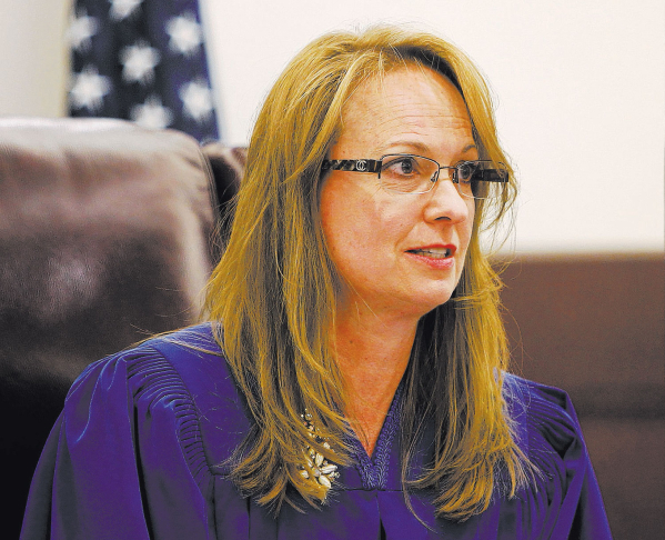 North Las Vegas Municipal Court Judges Catherine Ramsey has been charged with six counts of judicial misconduct by the Nevada State Commission on Judicial Discipline. According to the charging doc ...
