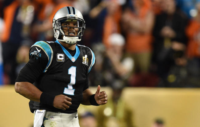 Panthers  Cam Newton says he was a  sore loser  after Super Bowl 50 ... 1d4f30e00