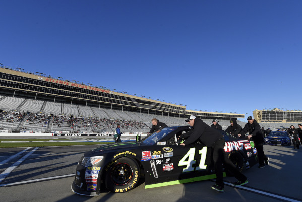 Micah Roberts' Sprint Cup driver ratings | Las Vegas Review