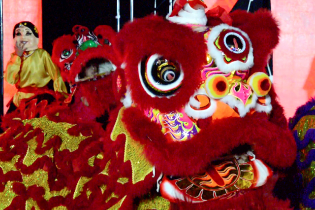 dragon dance celebrates chinese new year video las vegas review journal - Chinese New Year Video