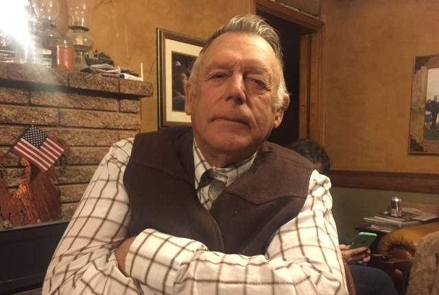 Cliven Bundy (Keith Rogers/Las Vegas Review-Journal)